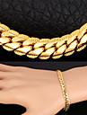 Dame Seturi de bijuterii La modă costum de bijuterii Lănțișor Brățară Pentru Petrecere Ocazie specială Zi de Naștere Cadouri de nunta