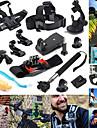 GoPro Tillbehör Telescopic Pole / Bröstbälte / Handlebar Mount / Montering / Tillbehörs KitFör-Actionkamera,Xiaomi Camera / GoPro Hero 5