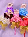 Mireasă Mire Domnișoară de Onoare Naș de Căsătorie Fata cu Flori Purtător inel Cuplu Părinți Bebeluși & CopiiNuntă Zi de Naștere Bebeluș
