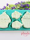 gateau fondant moules en silicone gateau au chocolat, des outils de decoration ustensiles de cuisson