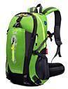 40 L Backpacker-ryggsäckar / Ryggsäckar till dagsturer / Cykling Ryggsäck Camping / Klättring / Leisure Sports / Resa UtomhusVattentät /