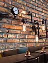AC 220-240 40W E26/E27 Rustique/Campagnard Peintures Fonctionnalite for Style mini Ampoule incluse,Eclairage d\'ambiance Chandeliers muraux