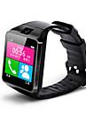 Bluetooth 4.0 smartwatch portable, taux infrarouge de telecommande / coeur / anti-perdu pour android ios Smartphone /