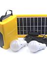 Belysning Lyktor & Tältlampor LED 110 Lumen 1 Läge - Laddningsbar Camping/Vandring/Grottkrypning / Resa / Multifunktion ABS