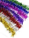 """10pcs / set 200cm / 78,4 """"Decorations de Noel en plumes moelleux bande boa noel de mariage de fete de deguisements cadeau couleur"""