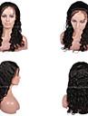 10a premierwigs 8 \'\' - 28 \'\' peruanska lockigt brasilianskt jungfru fulla spets människohår peruker naturliga färg mjuk spets front