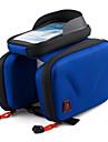 Promend® Sac de Velo <10LSac de telephone portable / Sac de cadre de veloEtanche / Resistant aux Chocs / Multifonctionnel / Ecran tactile