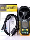 anemometre volume d\'air hyelec multifonction ms6252b numerique / / temperatur / humidite