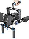yelangu® film d\'aluminium systeme de kit de film rig autres cameras DSLR