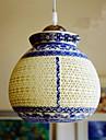 40W Hängande lampor ,  Traditionell/Klassisk / Rustik/Stuga / Vintage / Kontor/företag / Rustik Rektangulär Särdrag for Ministil Keramik