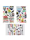 Cykel Annat Rekreation Cykling / Cykel / Mountainbike / Racercykel Övrigt Övrigt Plast 3PCS-Other