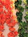 Gren Polyester Plantor Väggblomma Konstgjorda blommor 260cm*15cm*15cm