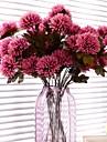 Une succursale Soie Plastique Marguerites Fleur de Table Fleurs artificielles