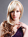 22inch Full Lace Hair Wigs 100% Human Hair Full Lace Wavy Style Indian Virgin Hair  Wigs for Women