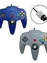 Usine OEM-N64-Manettes-PS/2-Nintendo Wii-Manette de jeu-Nintendo Wii- enMetal ABS