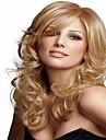 blonds synthetiques perruques ondes moyennes a europeen des femmes dame nouvelle arrivee