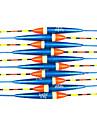 grosses soldes! 10pcs 0,6 g bouee verticale poissons flotte flotteur flotteurs de peche mis de peche des outils de peche leurre flotteur