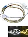 Jiawen etanche 13W 850lm 60x5050 bande LED SMD de lumiere flexible (1m de longueur / 220v)