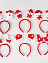 nya barn och vuxna huvudbonader Santa jul decration pannband för julparty nya gåva xmas