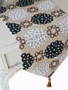 Dandelion Pattern European Style Table Runner