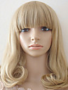 Superior In Quality Anf Reasonable In Price  Blonde Medium  Syntheic Wave  Wig