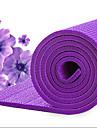 PVC Yoga Mats 188*61*6 Eco Friendly / Non Toxic 6 Röd / Blå / Grön / Lila 金啦啦