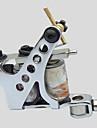 Bobine pour Machine a Tatouer Acier au carbone Ligner et ombrage Double bobine, 10 couches 6-12 30000
