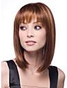 kvinnor lady kort syntetisk hår peruker