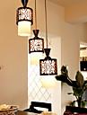 Modern / Traditionell/Klassisk / Rustik/Stuga / Rustik / Vintage / Kontor/företag / Utomhus Flush Mount Lights Trä/Bambu Hängande lampor
