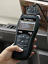 vs890 multi-language auto-lezer auto diagnostische scanner - zwart