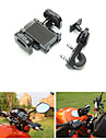 iztoss universell motorcykel cykel montera hållare vaggan för iphone mobiltelefon gps