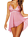 Women\'s Transparent Sexy Nightwear