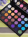 28 Palette Fard a paupieres Sec Palette Fard a paupieres Poudre Ordinaire Maquillage Smoky-Eye Maquillage de Fete