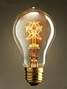 a19 pentagramme 220V-240V 40w ampoules Edison ampoules ordinaires de lumiere cafe europeens et americains vintage