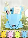 groda modellering tandborste tandkräm Hylla - slumpmässig färg