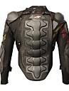 pro-motards armure de protection moto armure epaississement accrue motocross course complet du corps gilets de vitesse de protection noir