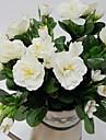 Une succursale Soie Azalee Fleur de Table Fleurs artificielles