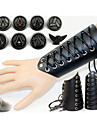 Assassin\'s Creed Syndicate Assasin\'s  Cosplay Accessories (+Alloy Ring Badge 11Pcs Set)