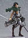 Attack on Titan Eren Jager PVC 14CM Figures Anime Action Jouets modele Doll Toy