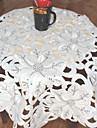 1 Polyester Andra DukarHotel Dining Table / Bröllopsfest dekoration / Wedding Banquet Dinner / Christmas Decor Favor / Tabell Dceoration