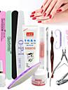 nagel konst Manikyr verktyg Kit 16