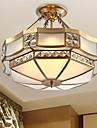 36 Lampe suspendue ,  Traditionnel/Classique / Rustique Laiton Fonctionnalite for LED MetalSalle de sejour / Chambre a coucher / Salle a