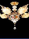 3W Ljuskronor ,  Traditionell/Klassisk / Rustik/Stuga / Vintage / Kontor/företag / Rustik Målning Särdrag for Flush Mount Lights Keramik