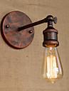 AC 100-240 40 E26/E27 Rustic/Cabană Altele Caracteristică for Bec Inclus,Lumină Ambientală Aplice De Perete Lumina de perete