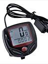 Cykel / Mountainbike / Racercykel / Fixed gear-cykel / Rekreation Cykling CykeldatorAv - Genomsnittlig hastighet / Max - Maximal