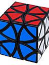 LanLan® Cube de Vitesse  Alien Vitesse Cubes magiques Noir Blanc ABS