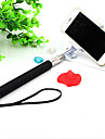 mini-baton extensible manipule avec un obturateur integre a distance concu pour Apple, les telephone intelligent Android