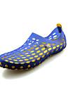 Bărbați Sandale Confortabili Pantofi hole Silicon Primăvară Vară Toamnă Casual Papuci de Apă Plimbare Confortabili Pantofi hole Toc Plat