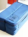 Rangement pour Valise Trousse de Toilette Portable Multifonction pour Rangement de VoyageOrange Gris Rouge Bleu Rose