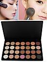 28 couleurs de base amorce 5in1 de maquillage / fondation / blush / bronzante / fard a paupieres fume palette cosmetique professionnelle